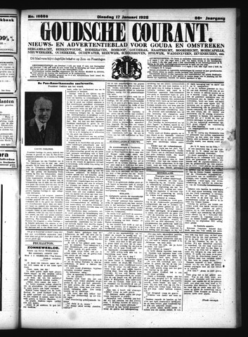 Goudsche Courant 1928-01-17