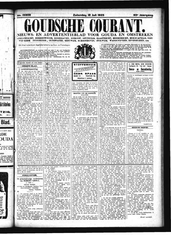 Goudsche Courant 1925-07-18