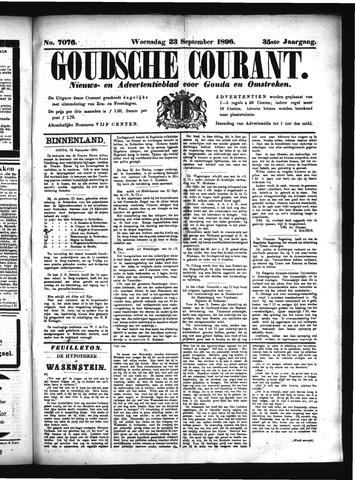 Goudsche Courant 1896-09-23