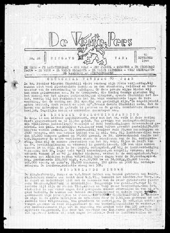 De Vrije Pers 1944-11-30