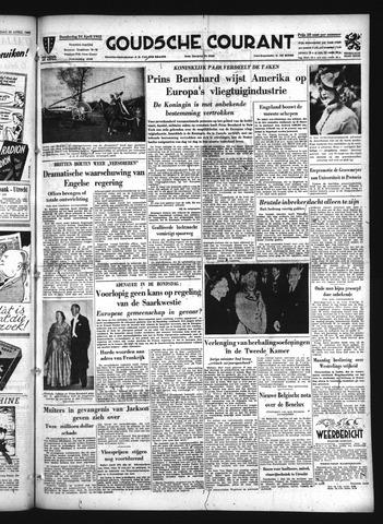 Goudsche Courant 1952-04-24