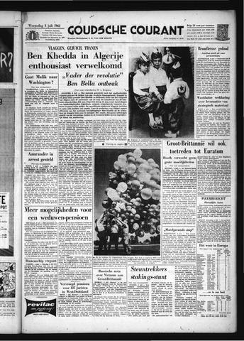 Goudsche Courant 1962-07-04