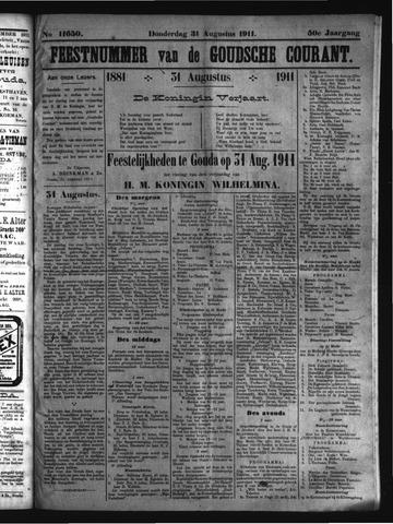 Goudsche Courant 1911-08-31