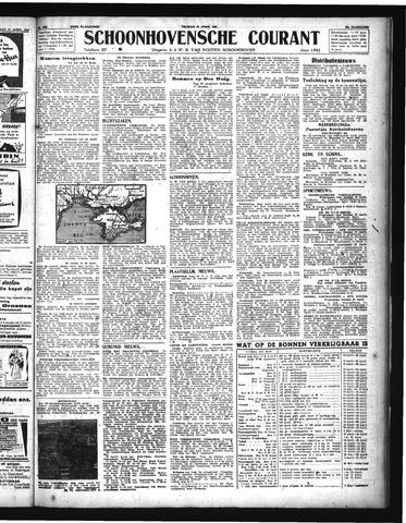 Schoonhovensche Courant 1944-04-14