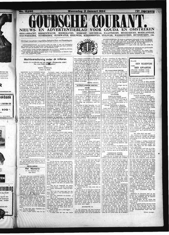 Goudsche Courant 1934-01-03