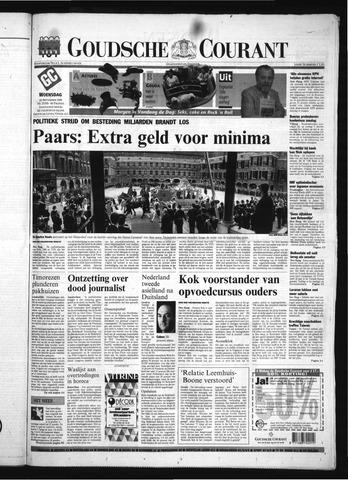 Goudsche Courant 1999-09-22
