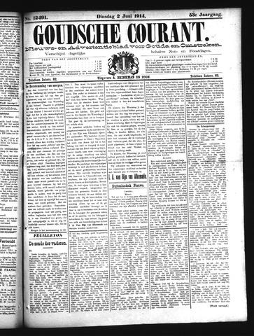 Goudsche Courant 1914-06-02