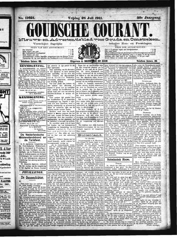Goudsche Courant 1911-07-28