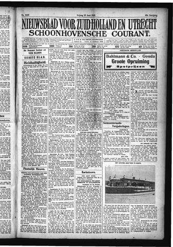 Schoonhovensche Courant 1928-06-22