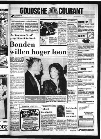Goudsche Courant 1982-04-21