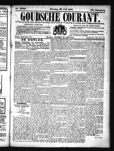 Goudsche Courant 1918-07-30