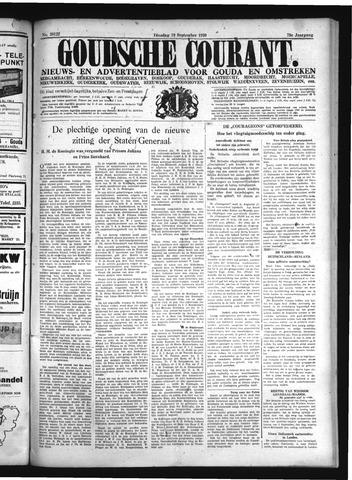 Goudsche Courant 1939-09-19