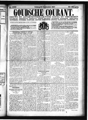Goudsche Courant 1927-09-23