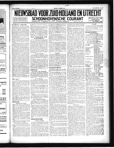 Schoonhovensche Courant 1946-10-04