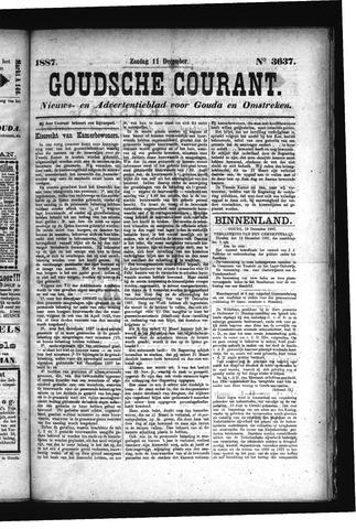 Goudsche Courant 1887-12-11