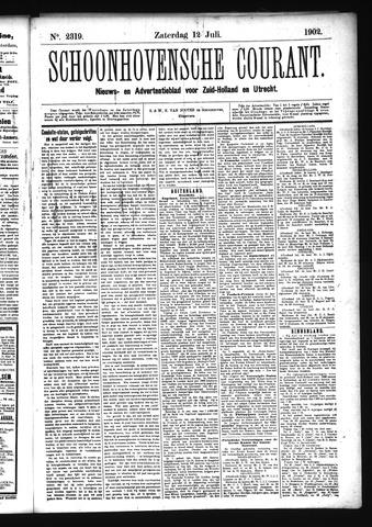 Schoonhovensche Courant 1902-07-12
