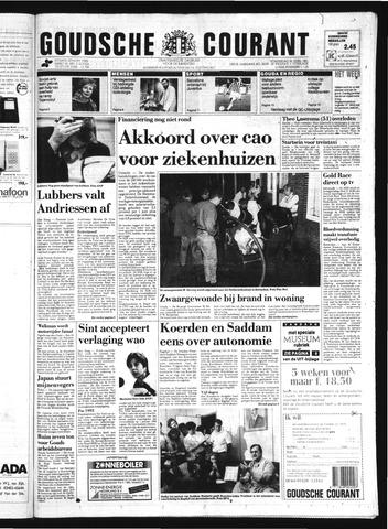 Goudsche Courant 1991-04-25
