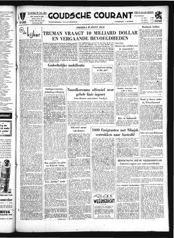 Goudsche Courant 1950-07-20