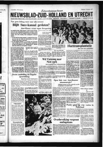 Schoonhovensche Courant 1967-12-04