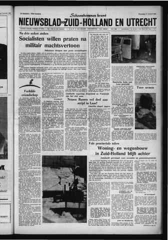 Schoonhovensche Courant 1961-01-11