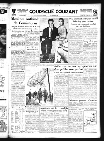 Goudsche Courant 1956-04-18