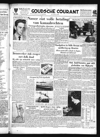 Goudsche Courant 1957-03-11