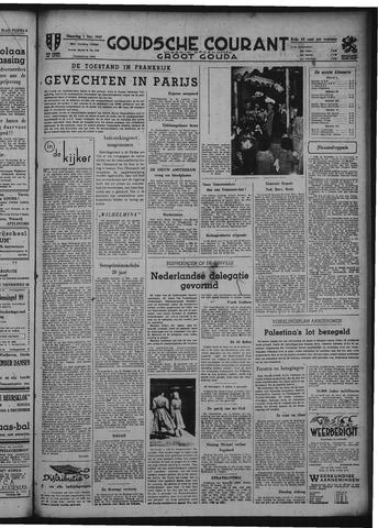 Goudsche Courant 1947-12-01