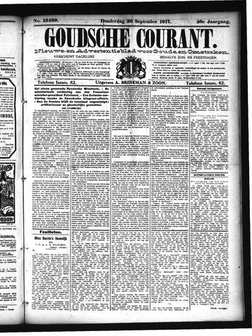 Goudsche Courant 1917-09-20