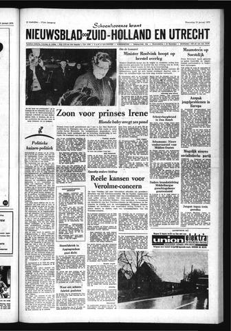 Schoonhovensche Courant 1970-01-28