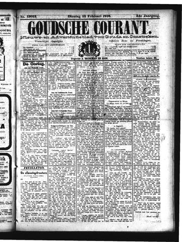 Goudsche Courant 1916-02-15