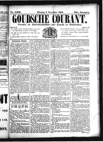 Goudsche Courant 1910-11-08