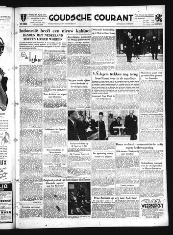 Goudsche Courant 1951-04-27