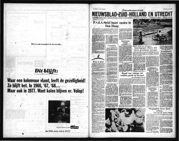 Schoonhovensche Courant 1966-05-04