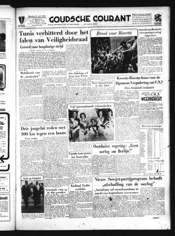 Goudsche Courant 1961-07-31