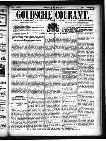 Goudsche Courant 1917-07-31