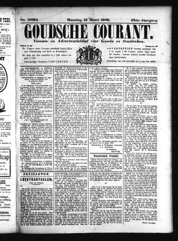 Goudsche Courant 1909-03-15
