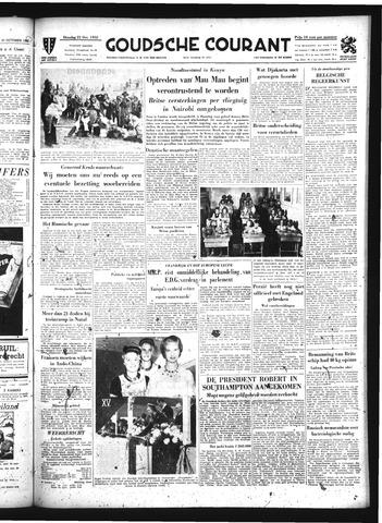 Goudsche Courant 1952-10-21