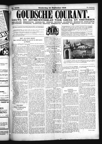 Goudsche Courant 1936-09-24