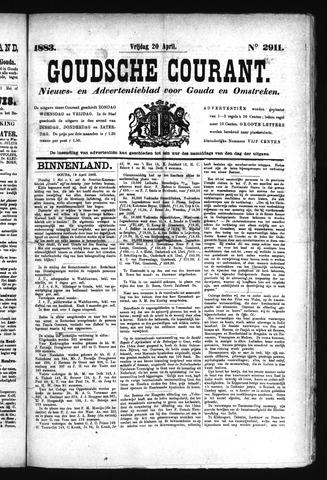 Goudsche Courant 1883-04-20