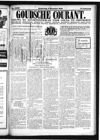 Goudsche Courant 1935-12-05