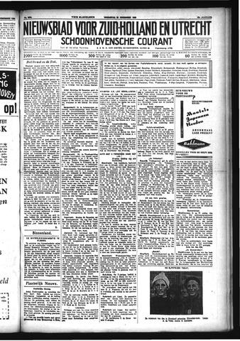 Schoonhovensche Courant 1933-12-20