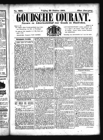 Goudsche Courant 1901-10-25