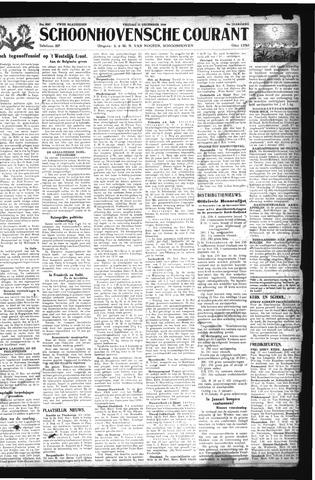 Schoonhovensche Courant 1944-12-22