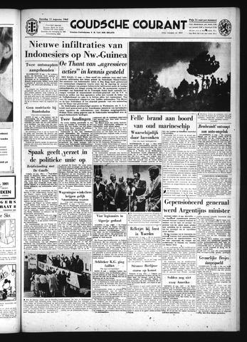 Goudsche Courant 1962-08-11
