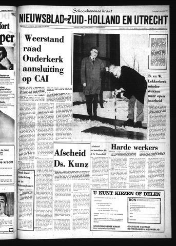 Schoonhovensche Courant 1973-12-05