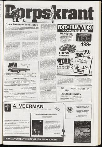 Dorpskrant 1987-06-17