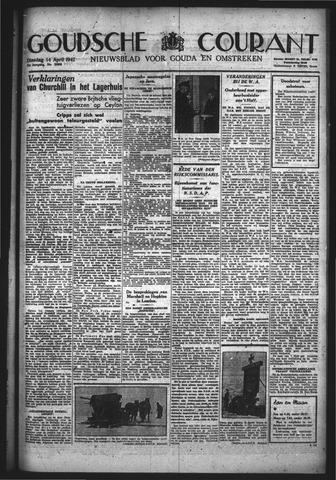 Goudsche Courant 1942-04-14
