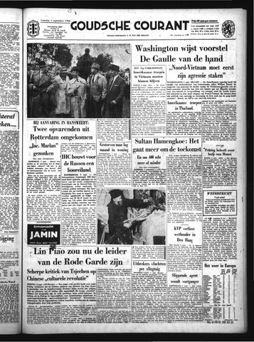 Goudsche Courant 1966-09-05