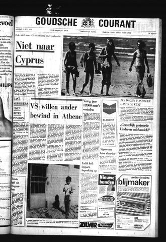 Goudsche Courant 1974-07-23
