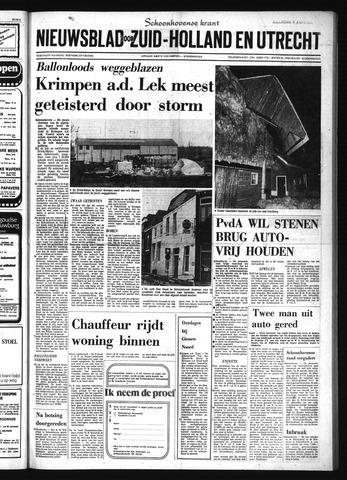 Schoonhovensche Courant 1976-01-05